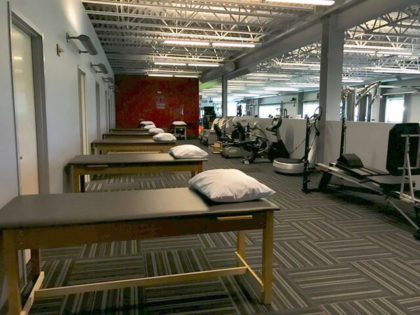 Husker Rehabilitation & Wellness - New location