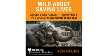 Nebraska Community Blood Bank - Win Tickets 2017