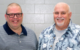 Southeast Community College - William Gehrig (L) and Dan Fogell (R)