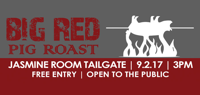 Big Red Pig Roast - The Jasmine Room by Venue