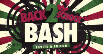 Youth for Christ - Back 2 School Bash