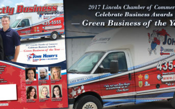 John Henry's Plumbing Heating & Air Conditioning - Cover Feature 2017