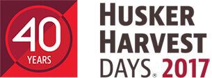 Husker Harvest Days 2017 - Logo