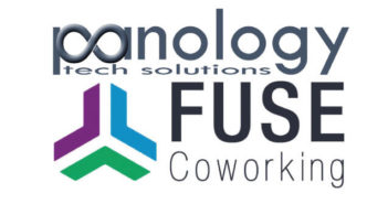 Panology Tech Solutions & FUSE Coworking Logos