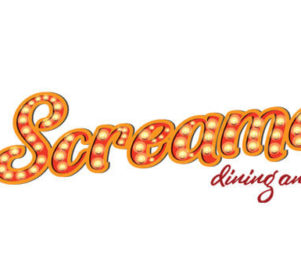 Screamers Dining and Cabaret Logo