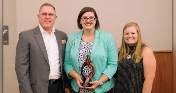 Allysa Diehl - Joekel Award - Launch Leadership