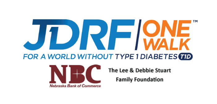 JDRF Lincoln Presenting Sponsor Nebraska Bank of Commerce - Logos