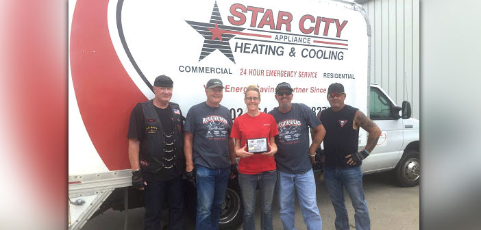 Star City Heating & Cooling - RoughRiders Fundraiser