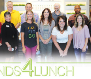 Friends4Lunch-Eat Fit Go