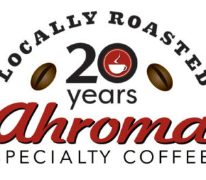 Ahroma Specialty Coffee-Logo