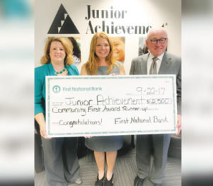 First National Bank-Junior Achievement