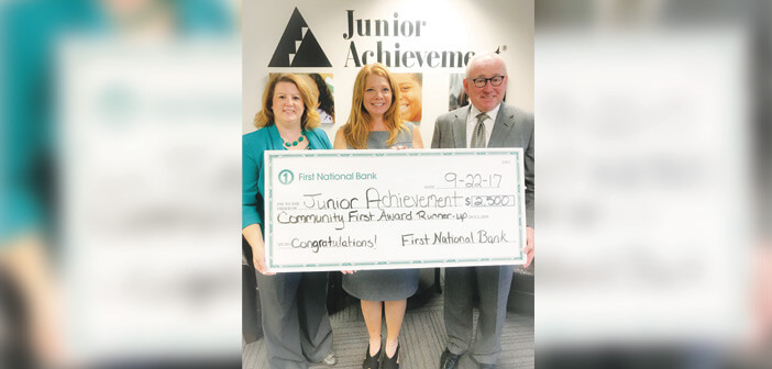 First National Bank-Junior Achievement