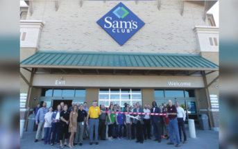 Sam's Club-Ribbon Cutting