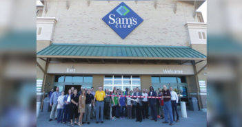 Sam's Club-Ribbon Cutting