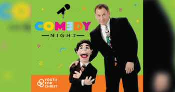 Youth for Christ-Comedy Night