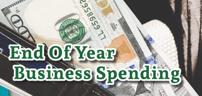 End Of Year Business Spending in Lincoln, NE 2017