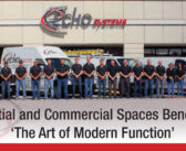 Echo Systems – Residential and Commercial Spaces Benefit from  'The Art of Modern Function'