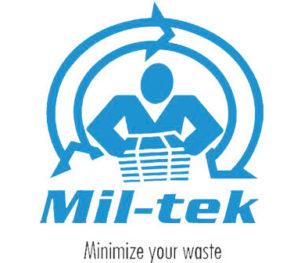 Mil-tek Central Logo