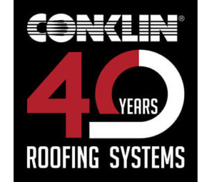 Conklin Roofing logo