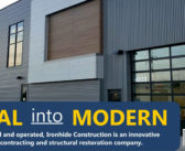Ironhide Construction – Metal into Modern