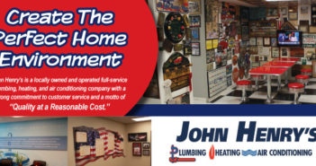 John Henry's Plumbing, Heating & Air – Create The Perfect Home Environment