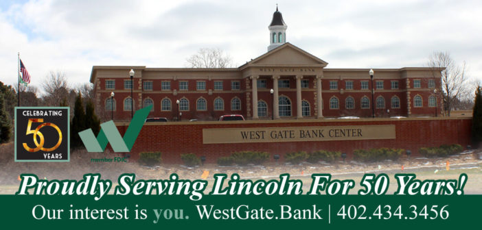 West Gate Bank – Proudly Serving Lincoln For 50 Years!