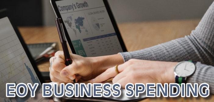 EOY Business Spending in Lincoln, NE – 2018