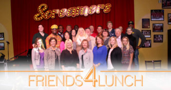 Friends4Lunch – Screamers Dining and Cabaret