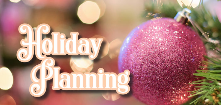 Holiday Planning in Lincoln, NE – 2018