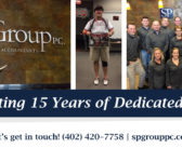 SP Group, P.C. – Celebrating 15 Years of Dedicated Service