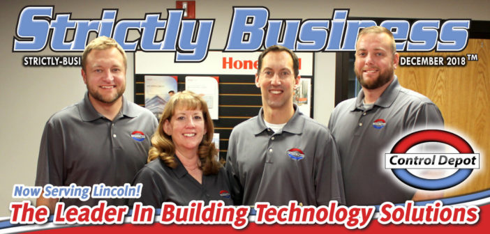 Control Depot – Your Leader In Building Technology Solutions