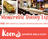 Koen Japanese BBQ & Sushi – A Truly Memorable Dining Experience
