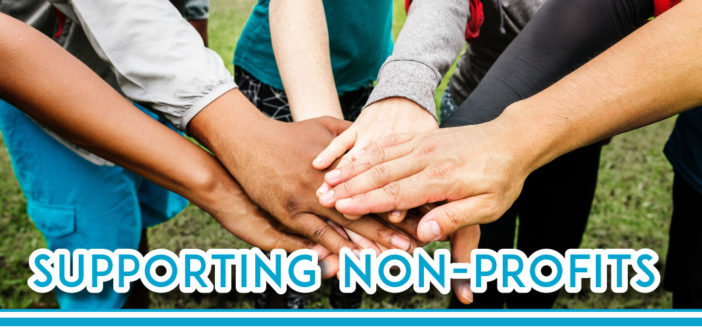 Supporting Non-Profits – 2019 (January – July)