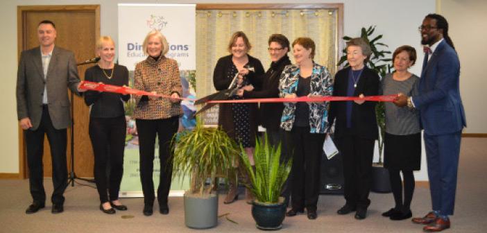 Dimensions Education Programs Celebrates New Early Childhood Program