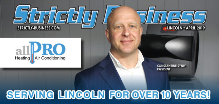 All Pro – Serving Lincoln for Over 10 Years!