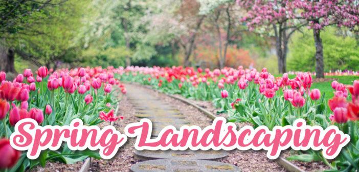 Spring Landscaping in Lincoln, NE – 2019
