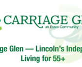 Carriage Glen — Lincoln's Independent Living for 55+