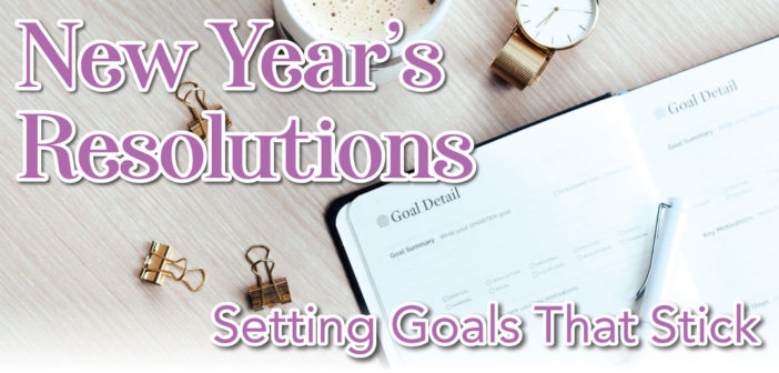 New Year's Resolutions in Lincoln, NE – 2020