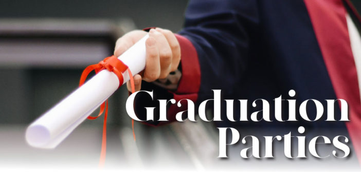 Graduation Parties in Lincoln, NE – 2020