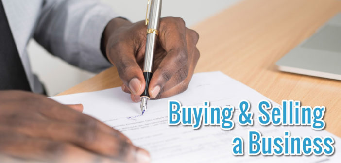 Buying & Selling a Business in Lincoln, NE – 2020