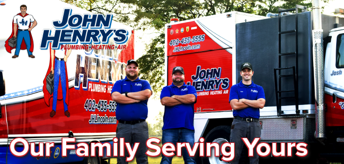 Our Family Serving Yours – John Henry's