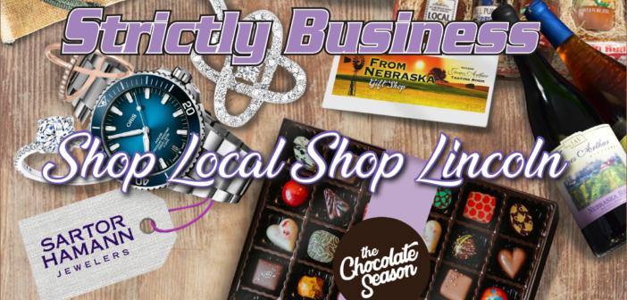 Shop Local Shop Lincoln – November 2020 Cover