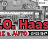 T.O. Haas Tire & Auto – Since 1947