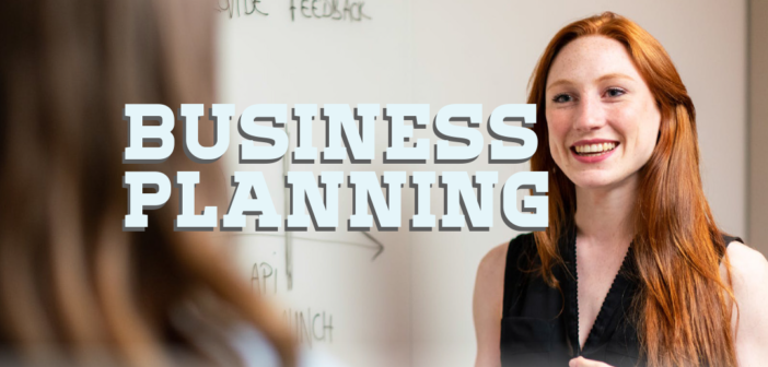 Business Planning in Lincoln, January 2021