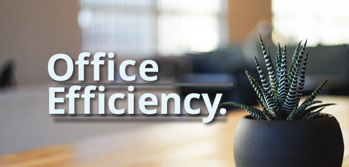 Office Efficiency in Lincoln – May 2021